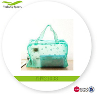 Travel Portable Makeup Bag Toiletry Bathing Transparent Case Waterproof