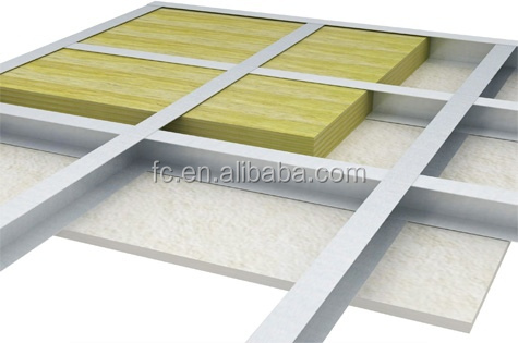 Fire Protection Calcium Silicate Board For Fire Rated Ceiling