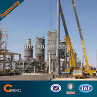 Calcium hypochlorite Production Line / high test hypochlorite machinery / bleaching power Calcium hypochlorite plant