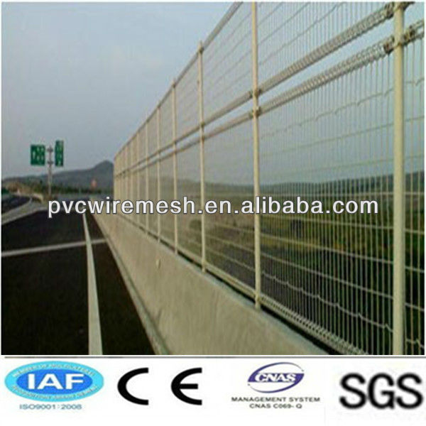 CE approved bridge fencing net