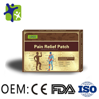 traditional Chinese herbal magnetic patch for pain relief, pain relief patch