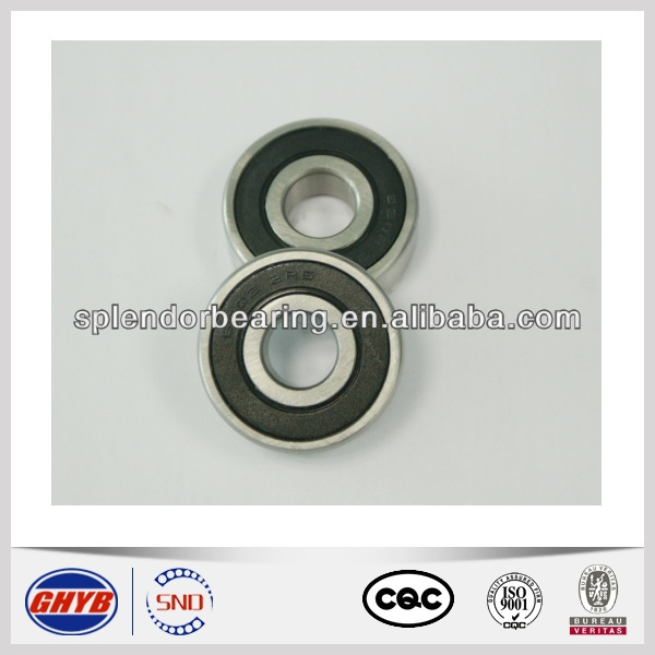 6205 2RS Good Performance Chinese Ceiling Fan Deep Groove Ball Bearing