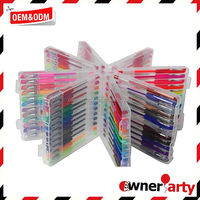 Wholesale Customized Promotional Neon Gel Pens