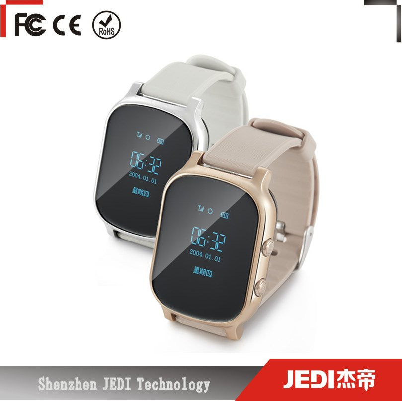 gps tracker mobile watch <strong>phones</strong> for old people_C1371