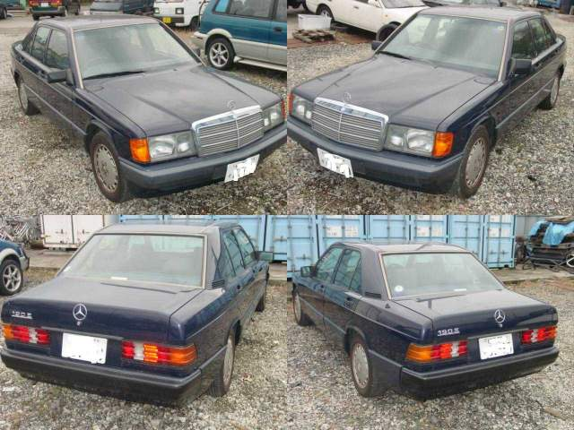 Used Benz Sedan Car