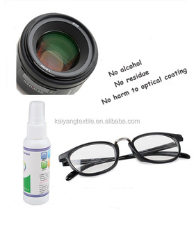 Spray Lens Cleaner for any optical lens in any volume packing