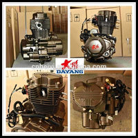 1 Cylinder Chongqing Lifan 200cc Water Cooled Gasoline Engine For Sale