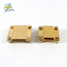 Square copper tape connector price