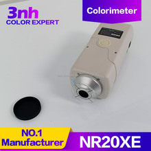 3nh NR20XE manufacturer 45/0 Large Aperture Textile Ceramic Color Tester Meter for meat colorimeter