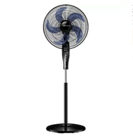 Electric Stand fan 16 inch cross base 45w