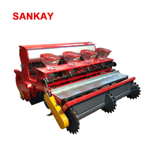 Multi-Function Corn Peanut Soybean Wheat No-tillage Rotary Planter