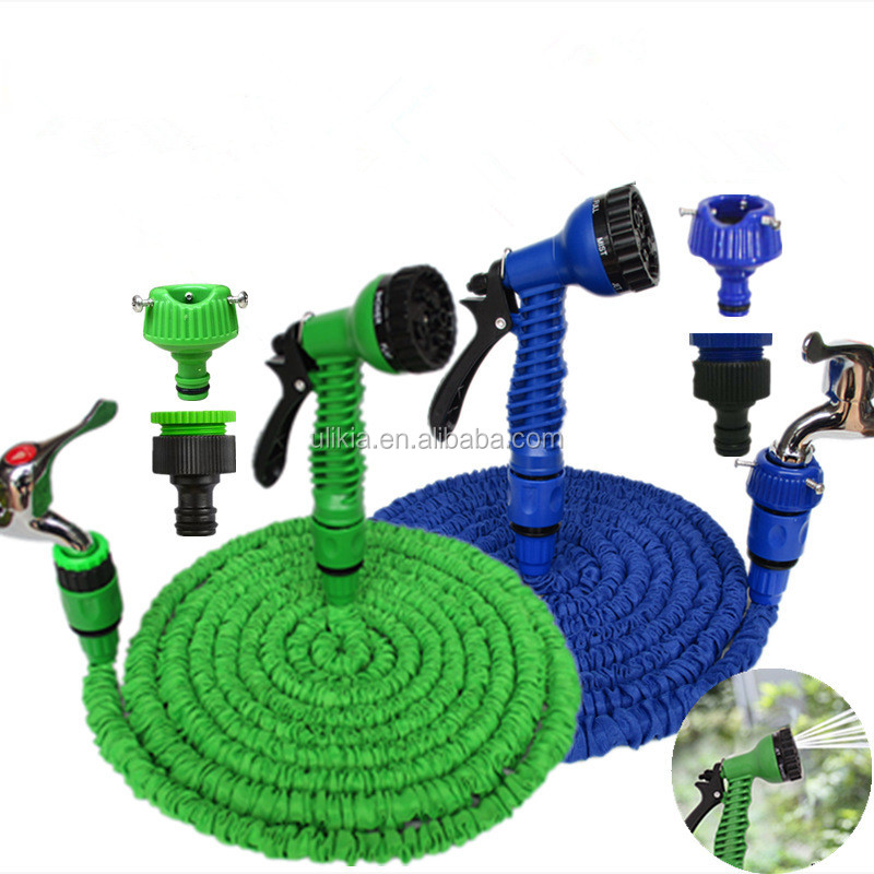 75FT Magic snake <strong>Hose</strong> With spray Nozzles Expandable Garden <strong>Hose</strong> Flexible Stretch <strong>Hose</strong> As Seen On TV