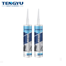 Silicon adhesive for fish tank glass