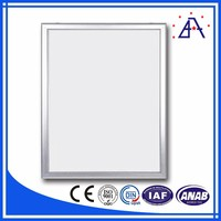 ISO9001 certificated factory price aluminum sign frame extrusion