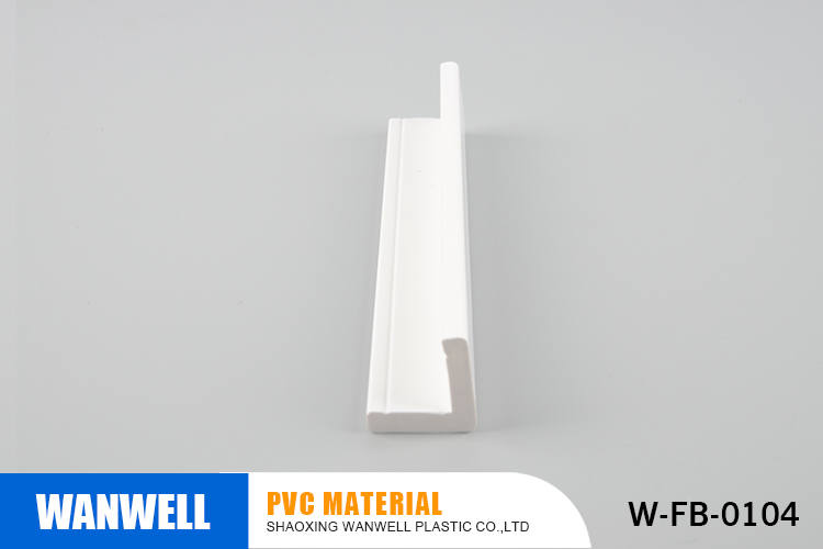 rigid pvc foam construction material for building OSC white vinyl