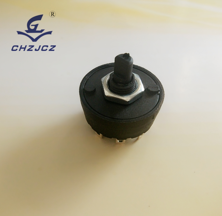 Round Selector Rotary Switch toaster switch