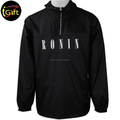 Wholesale Zip Up Men Water Resistant Pullover Windbreaker