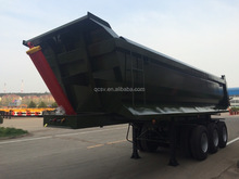 24CBM Dump Tipping Trailer with Three Axles