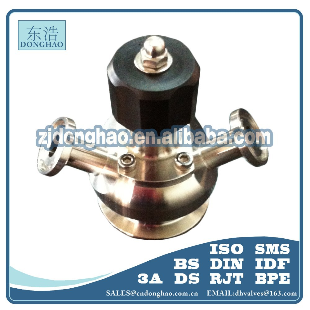 Sanitary Stainless Steel Aseptic Sampling Valve