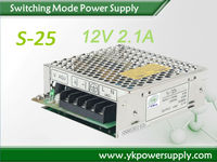 LED Driver 12V 25W Constant Voltage LED Driver With Rainproof Led Power Supply