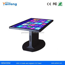 32inch LCD Interactive Multi IR Touch Screen Coffee Table
