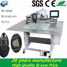 Mitsubishi programmable Pattern Electronic industrial Sewing Machine