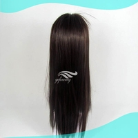 Wholesale Factory Price Hand Tied Synthetic Lace Wig