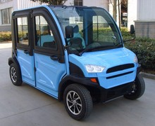 Electric car with 4 seats