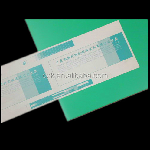 China quality certificated offset PS plate