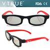 New style kids Plastic frame 3d glasses wholesale