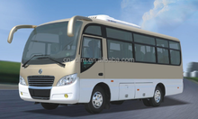 China brand dongfeng coaster 30 seater bus