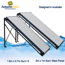 popular Australia rubber silicon Solar Water Heater for commercial swimming pool