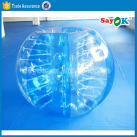 Good quality inflatable body/buddy bumper ball for adult