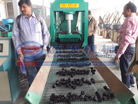 Hot sell quick ignite Carbon Black Briquette Forming Machine