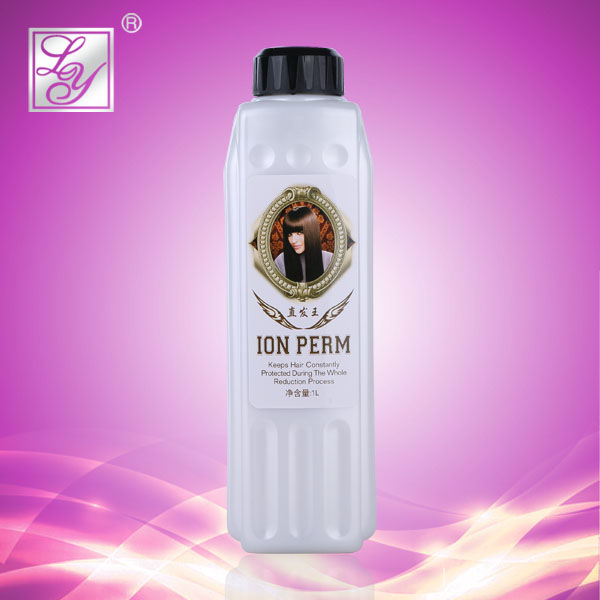 1000ml straightening Hair ion perm lotion