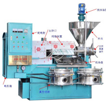 Soybean almond oil extraction machine