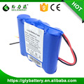 4400mah 7.4v rechargeable battery pack