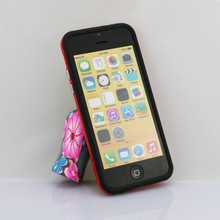 new products TPU and PC mobile phone protection shell for iphone 5c case