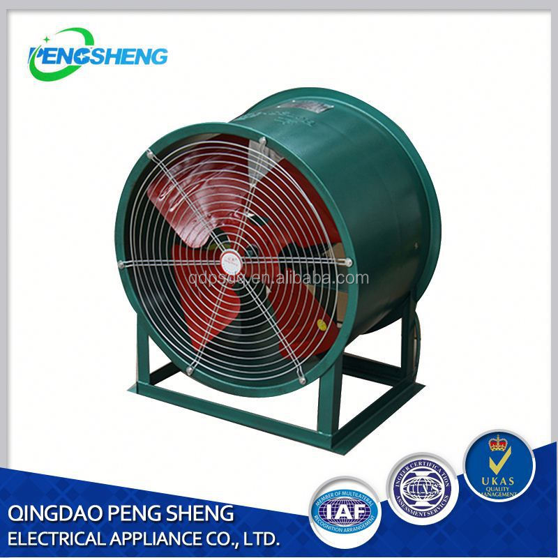 T35 Axial Blades Axial Flow Impeller Fan