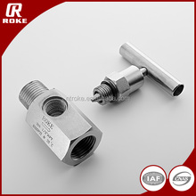 Swagelok style Male/Female Stainless Steel high pressure Needle valve