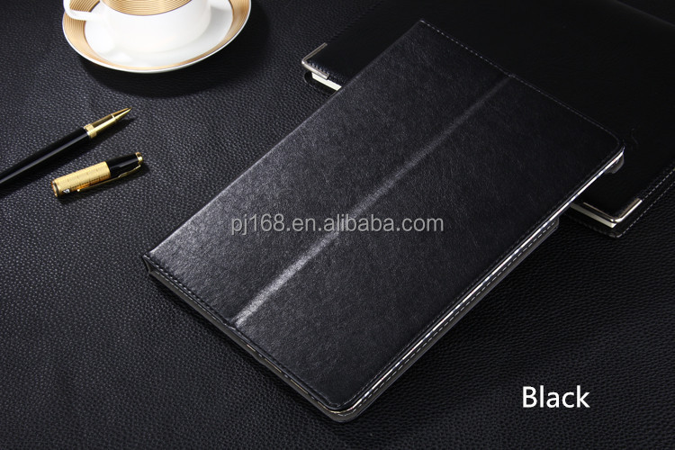 Small MOQ Wholesale Stand Book Flip Leather Case Cover for Ipad 2