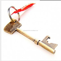 2014 funny hot sell promotional metal bottle opener LIKE key for suppliers