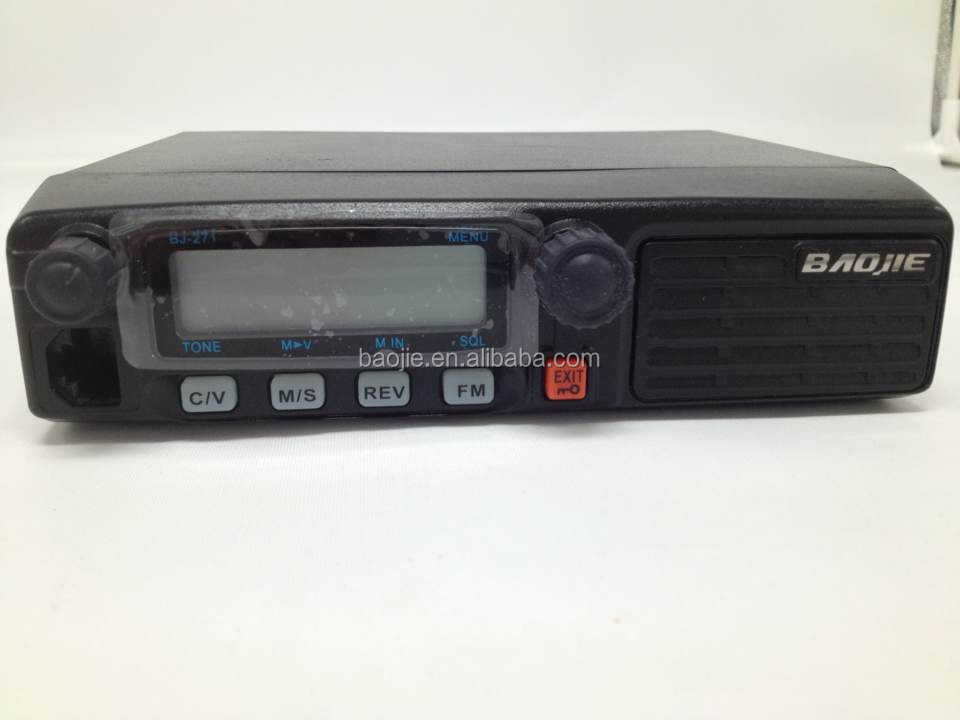 Optional data TX+optional GPS hf radio transceiver baojie BJ-272D