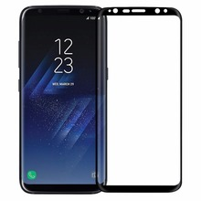 Nillkin Real 3D CP+MAX S8 Screen Protector Tempered glass film for Samsung Galaxy S8 Plus