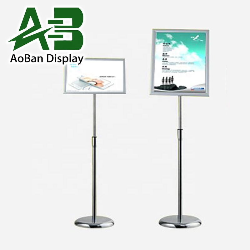 <strong>Poster</strong> Display <strong>Frame</strong> Stand Adjustable Menu A3 A4