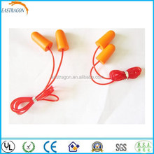 Industrial Noise Cancelling Wire Earplugs