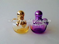 25ml apple shaped perfume glass bottle set