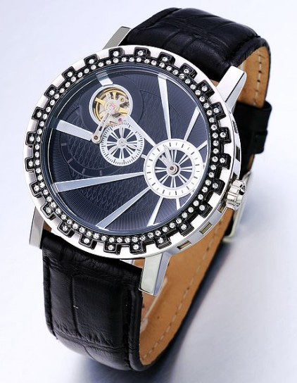 Chinese cheap watches mechanical Hand-wind movement for men skeleton watch on Alibaba Express