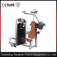 commercial fitness equipment/ TZ-6035 vertical traction/ gym shoulder press machine