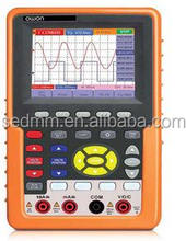 screen digital portable one channel HDS1021M oscilloscope